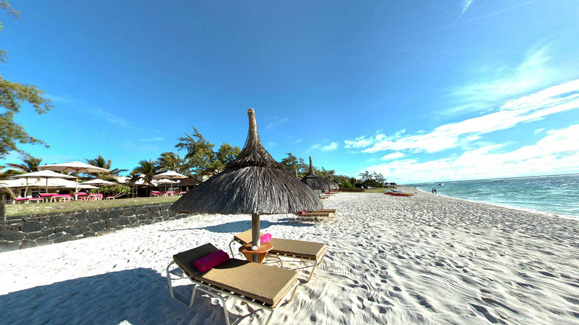 Silver Beach Hotel, Mauritius